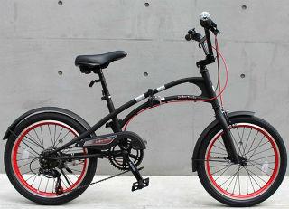 Bmx風の折りたたみ自転車surface Bcf206を最安値で購入するなら